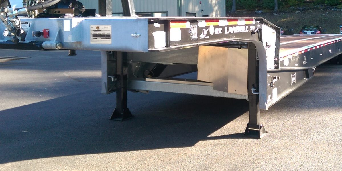Landoll Traveling Axle Trailer